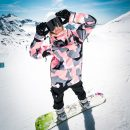 Snowboard Jacken Outfit