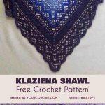 Kostenlose Crochet Shawl Patterns