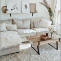 131 cozy small apartment living room decoration ideas on a budget 64 |  Homydepo   Small Apartment Decorating