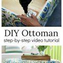 How to make an Ottoman   Ottoman Ideas