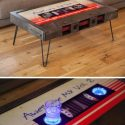 Over 100 Unique Coffee Tables Styling Ideas for Your Living Room, Wood - Pinterest   Mirrored Coffee Table